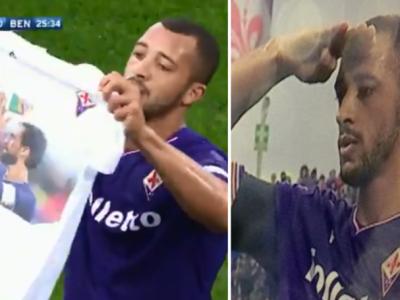 Mai intai s-au bucurat, apoi au incremenit! Momentul in care Fiorentina a marcat golul victoriei cu Benevento! Cum au reactionat fanii