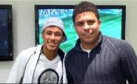 Ronaldo a fost intrebat pe cine ar alege intre PSG si Real, legenda braziliana a raspuns! Ce sfat i-a dat lui Neymar