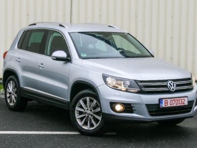 ANAF scoate la licitatie masini confiscate! Pretul de pornire pentru un Volkswagen Tiguan
