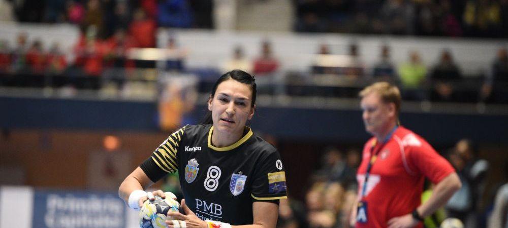 CSM Bucuresti isi stie adversara din sferturile Ligii Campionilor! Dubla de foc pentru Neagu & Co, cu meciul decisiv in deplasare