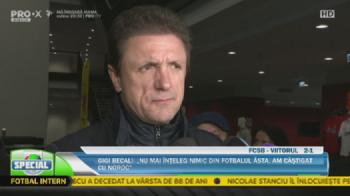"""Gica Popescu: """"Budescu este unul dintre cei mai buni jucatori romani in momentul asta!"""""""