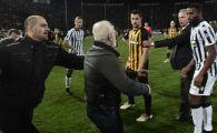 Anunt HALUCINANT in Grecia: campionatul a fost SUSPENDAT pe termen nelimitat! Ce se intampla dupa partida PAOK - AEK