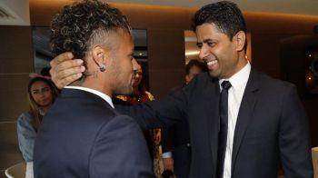 E groasa! Seicul lui PSG merge in Brazilia sa il ROAGE pe Neymar sa ramana! Anuntul francezilor