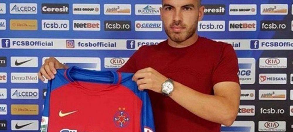 """Stelistul despre care NIMENI nu stie nimic! Becali: """"L-a adus nepotu-meu, are salariu 500 de euro!"""" A dat gol la primul meci!"""