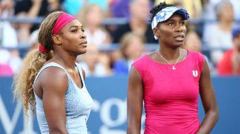 """SERENA vs VENUS la Indian Wells   """"Preferam cu oricine altcineva!"""" Cine e favorita in duelul surorilor Williams"""