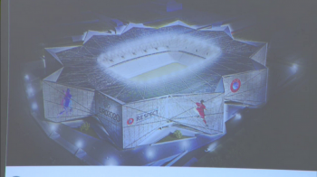 Noul stadion al Stelei, inspirat din sigla FCSB? :) De unde s-au inspirat in realitate arhitectii. FOTO