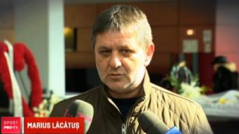 "Marius Lacatus, ""daramat"" la sicriul lui Ion Voinescu: ""Mi-as dori ca o peluza sa ii poarte numele!"""
