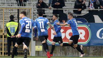 PUSCAS is on FIRE :) Atacantul roman a ajuns la 6 goluri in 7 meciuri la noua echipa! A marcat si cu Brescia