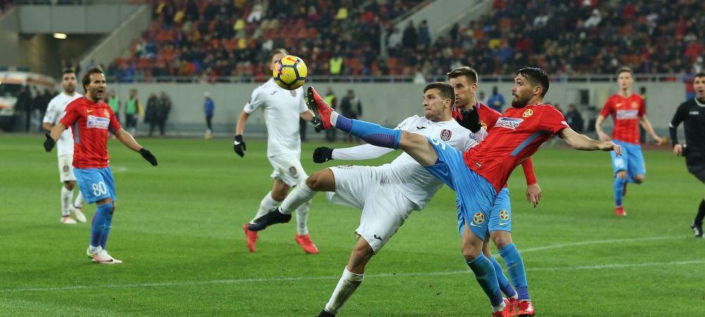 Miza URIASA la derby-ul dintre CFR Cluj si Steaua! Ce se intampla in cazul in care cele 2 echipe termina la egalitate de puncte