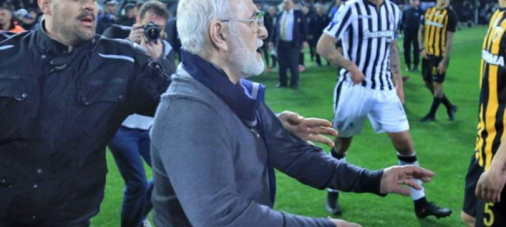 O noua BOMBA in Grecia! Cluburile se revolta impotriva Guvernului si nu vor sa suspende campionatul! Situatie incredibila