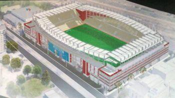 "Rapidistii PROTESTEAZA dupa ce au vazut cum va arata noul stadion: ""Va rugam sa ne respectati istoria si traditia!"" Ce reproseaza autoritatilor"