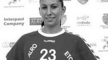 TRAGEDIE in handbalul din Romania! O fosta jucatoare de la Oltchim si Baia Mare a murit la 32 de ani