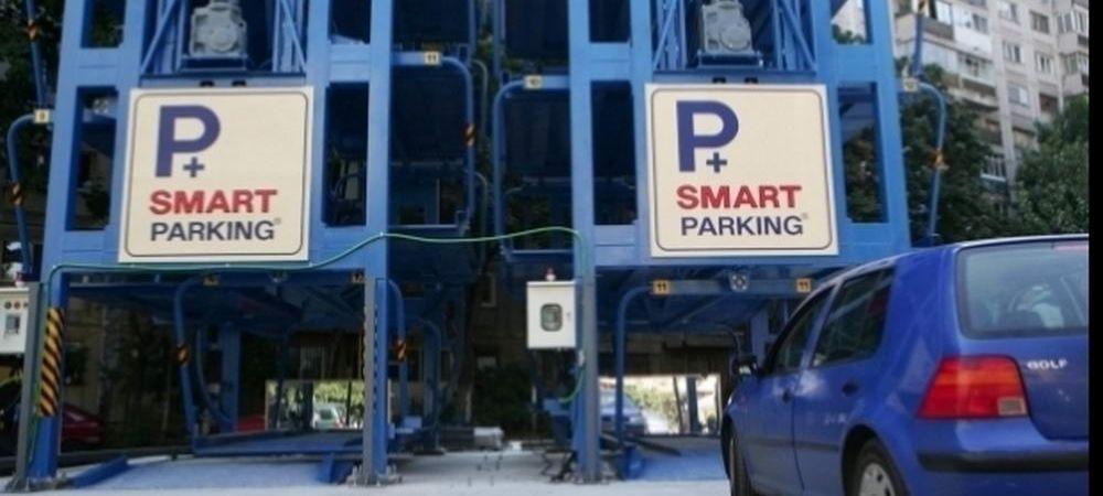 Mii de locuri de parcare noi construite in Bucuresti pana la finalul anului. Care sunt zonele vizate