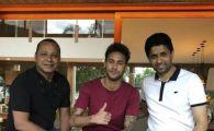 Atunci cand te trezesti cu seicul la usa :) Motivul pentru care Al Khelaifi s-a urcat de urgenta in avion si a plecat sa-l vada pe Neymar