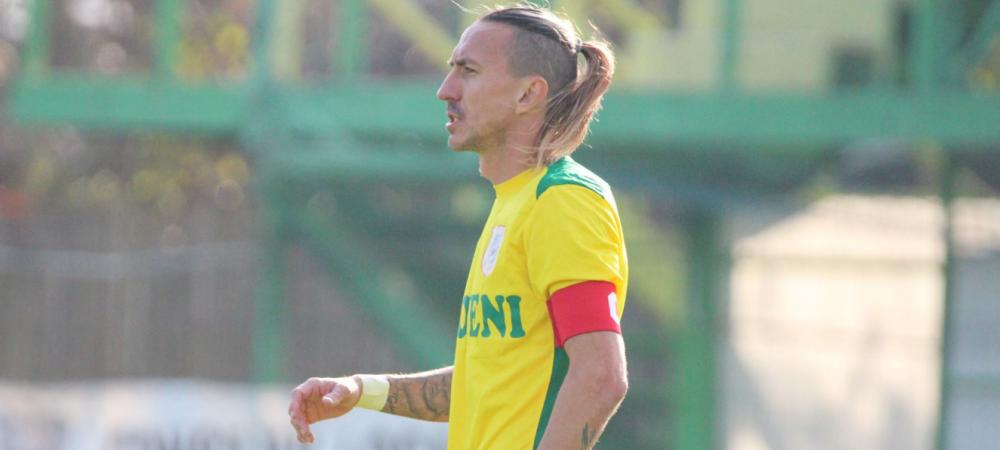 A venit brazilian, se retrage roman! Cel mai vechi brazilian din fotbalul romanesc va renunta la finalul sezonului, dupa 12 ani in Romania si 9 la aceeasi echipa