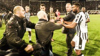 PAOK, SUSPENDATA! Inca o lovitura pentru echipa lui Lucescu dupa scandalul MONSTRU din Grecia