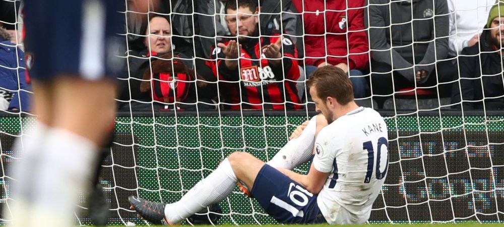 Toata Anglia isi tine rasuflarea! Verdictul accidentarii celui mai bun atacant englez: cat va lipsi Kane