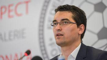 """""""Castig cu 75%-80% din voturi!"""" Anuntul lui Burleanu inaintea LUPTEI FINALE cu Lupescu pentru FRF"""