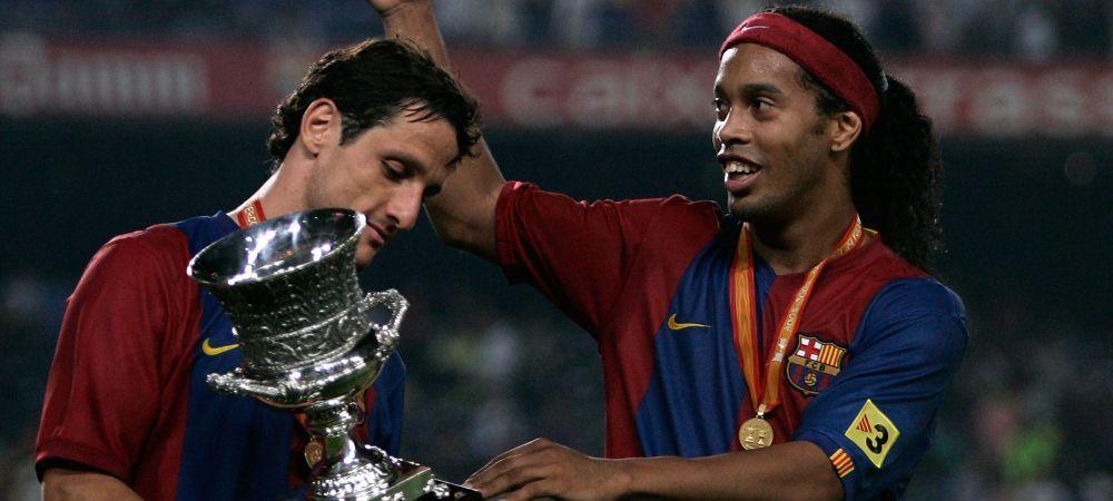 BARCELONA - CHELSEA // A castigat Liga pentru Barca si a luat un titlu cu Chelsea! Ce spune inaintea marelui meci de diseara