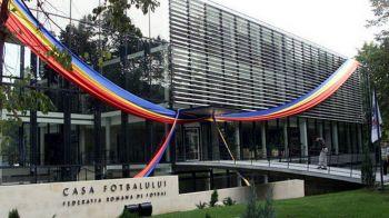 Descindere a Directiei Nationale Anticoruptie la sediul Federatiei Romane de Fotbal in aceasta dimineata! Ce au solicitat procurorii