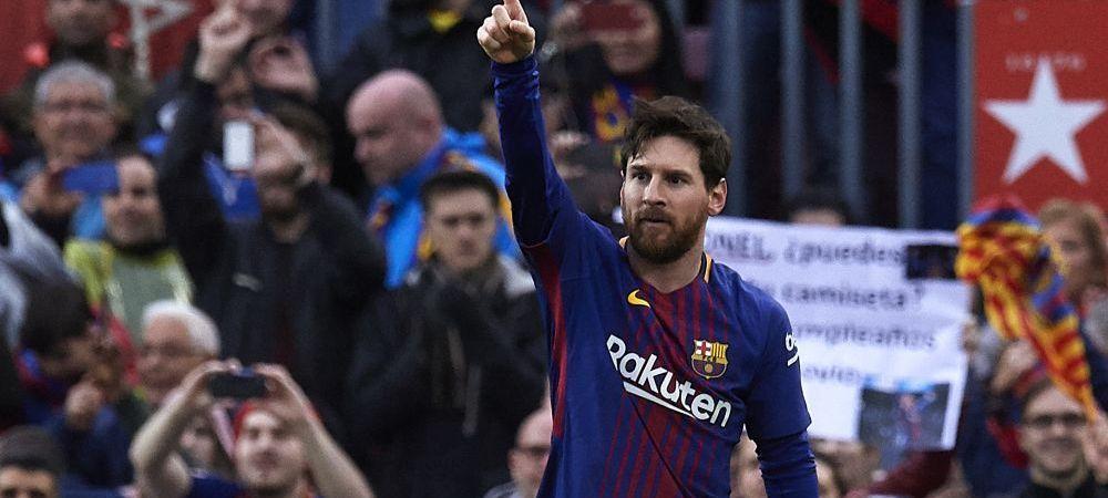 """Anuntul facut de Manchester City despre transferul lui Leo Messi: """"Este un geniu, a schimbat total fotbalul!"""""""
