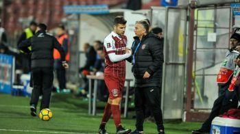 ULTIMA ORA | Dan Petrescu NU va sta pe banca la meciul cu Steaua! Ce s-a intamplat dupa scandalul cu Poli Iasi