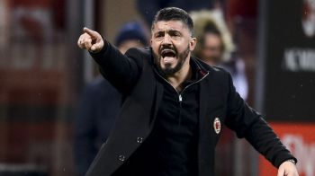 A fost NEBUN ca jucator, nu s-a schimbat nici de cand e antrenor :)  Gattuso pregateste o echipa SOC pentru a incerca marea revenire cu Arsenal