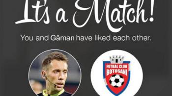 FABULOS! Exista o explicatie. FC Botosani s-a COMBINAT cu un arbitru pe Tinder :)))