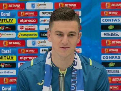 Misterul Gardos! Mangia explica de ce nu va debuta la Craiova nici in meciul cu Viitorul