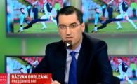 Lupta pentru putere la FRF ajunge in justitie: Burleanu trimite toate dovezile anti Lupescu la Parchet