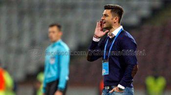 """Bratu: """"Nu mi-e usor la Dinamo, am slabit deja 2 kg!"""" Ce se intampla cu Rat"""