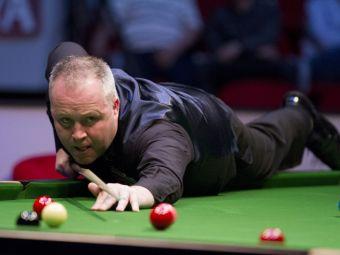 Romanian Masters Snooker incepe vineri la PRO X: John Higgins - Ryan Day, ora 19:00! PRO X transmite snooker tot weekendul