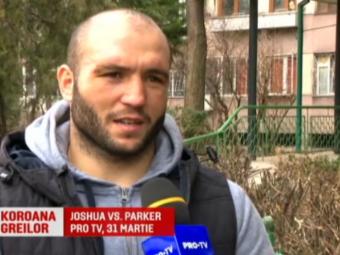 """Englezii au venit in Romania dupa singurul om care l-a facut KO pe campionul greilor! Nistor: """"Nu ma gandeam ca o sa ajunga asa departe"""""""