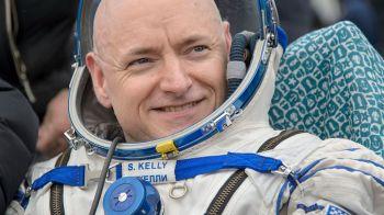 Cum se schimba corpul in spatiu! Caz incredibil: un astronaut a suferit mutatii genetice!