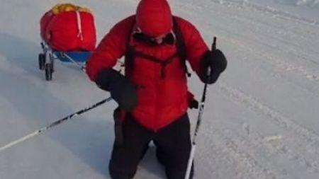 PERFORMANTA URIASA! Tibi Useriu a castigat pentru a treia oara consecutiv Maratonul Arctic