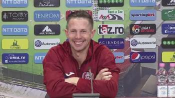"""""""Am fost aproape de transferul la Steaua, ma bucur ca am luat decizia corecta!"""" Deac nu e deranjat de absenta lui Petrescu: """"Oricum nu auzeam indicatiile!"""""""