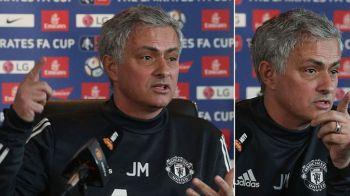 """Mourinho a izbucnit din nou! A vorbit timp de 12 minute despre ESECURILE lui Man United din Liga: """"Au fost ELIMINATI dintr-o grupa cu Otelul Galati din Romania!"""""""