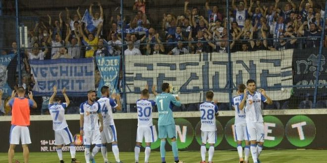 VIITORUL 0-0 CRAIOVA, IN PLAYOFF | Zlatinski a ratat penalty, Viitorul a incheiat meciul in 10 oameni!
