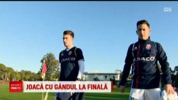 """""""Sigur o batem pe Dinamo!"""" Motivul pentru cei de la Botosani se bucura ca au picat cu Craiova in semifinalele Cupei Romaniei"""