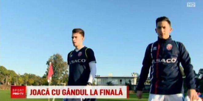 Sigur o batem pe Dinamo!  Motivul pentru cei de la Botosani se bucura ca au picat cu Craiova in semifinalele Cupei Romaniei