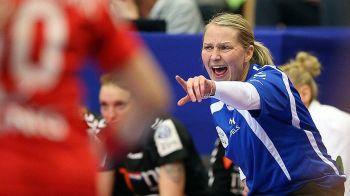 SOC la CSM Bucuresti! Helle Thomsen a plecat de la echipa dupa victoria din campionat! Cine poate veni in locul ei