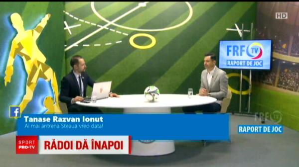 """Mirel Radoi nu ar refuza revenirea la Steaua: """"Nu poti spune niciodata la asta!"""" Sfatul pentru Dica"""