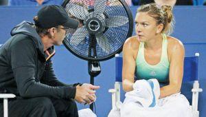 Simona l-a lasat din nou pe Cahill sa vorbeasca singur pe teren! Ce i-a spus australienul intr-un moment extrem de tensionat