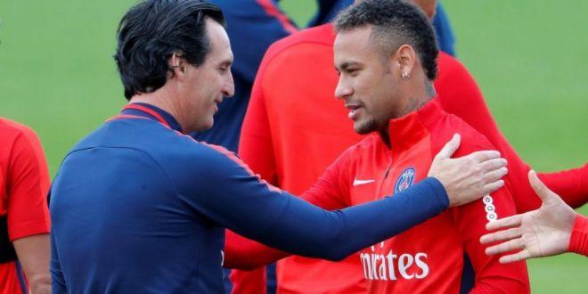 Unai Emery nu stie daca Neymar mai ramane la PSG:  Intrebati-l pe Florentino!