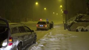 Romania, lovita de un nou val de frig si ninsori. Orasul cu zapada de 15 cm în ultimele ore