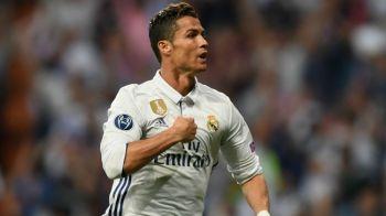 """Ronaldo, fara lipsa de modestie: """"Nimeni nu se compara cu mine si NIMENI nu va mai fi ca mine!"""""""