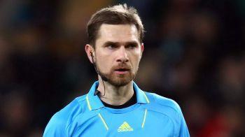 """OPINIE / Ultimul sezon ca arbitru al lui Alexandru Tudor: """"Pierdem apostolul cartonasului rosu si preotul penalty-ului"""""""