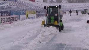 """OFICIAL! Partida Poli Iasi - Astra a fost AMANATA: """"Daca se juca, nu era fotbal!"""" Cum arata stadionul din Iasi! VIDEO"""
