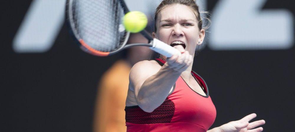 "Simona Halep, CRITICATA DUR: ""S-a facut de ras si m-a durut sa o privesc!"" Reactie acida dupa eliminarea de la Indian Wells"