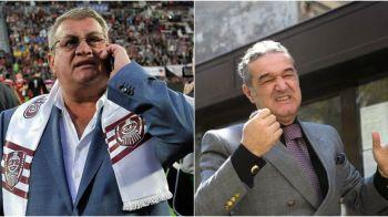 CFR Cluj accepta arbitri straini la returul cu Steaua, dupa scandalul provocat de Hategan, dar pune o conditie!